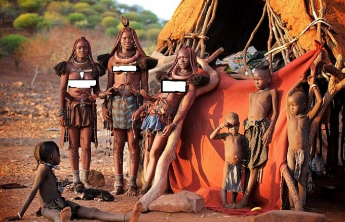 Namibia: The Ovazimba, the tribe that offers sex to visitors