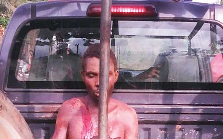 Man kills his father, stabs the mother in Anambra