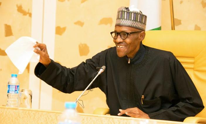 "The army must be ""merciless"" with the electoral fraudsters - Buhari"