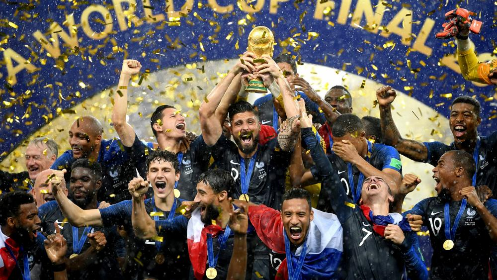 Photo of France become the world champion!