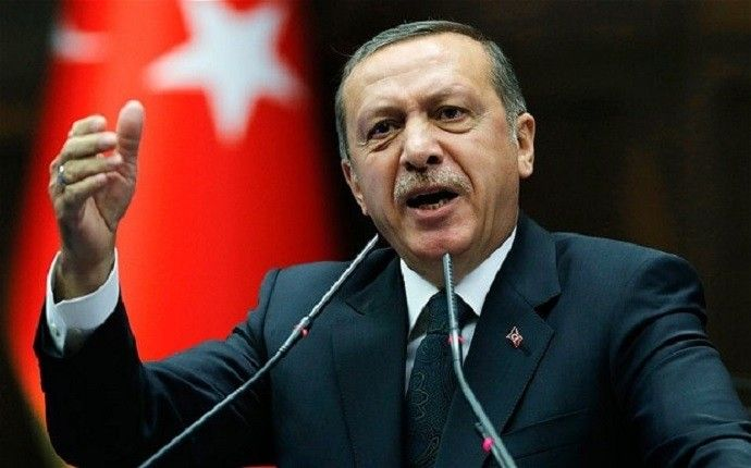 Photo of Erdogan alludes to deployment of troops in Libya