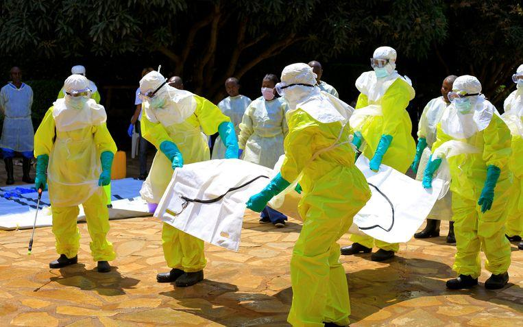 Photo of Ebola claims 1,905 deaths in a year in Congo