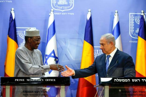 Photo of Israel and Chad renew diplomatic relations