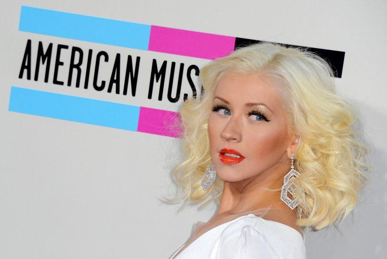 """Photo of Christina Aguilera rejected by fan: """"I had not recognized her"""""""