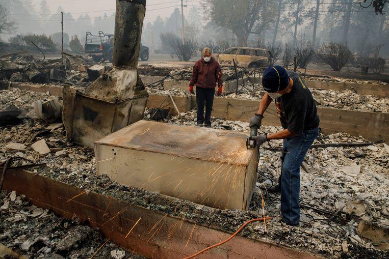 Number of forest fires in California tripled: from 200 to 631 1
