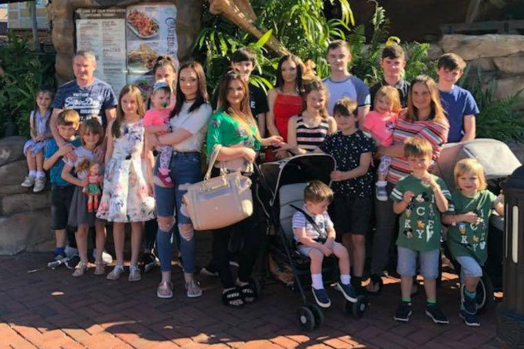 Photo of Koppel welcomes 21st child and reveals how busy day looks like