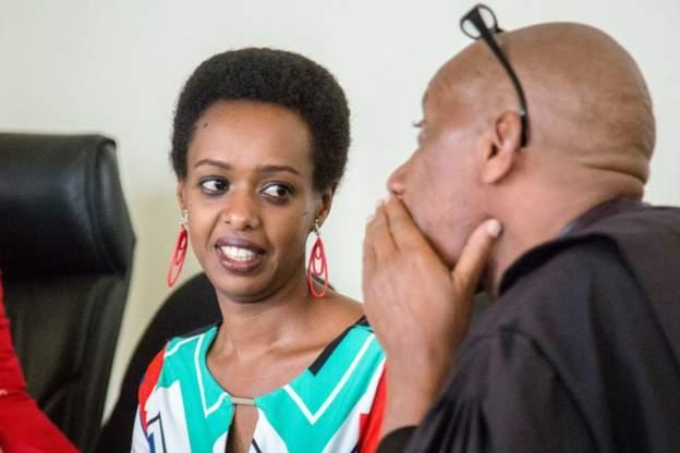 Diane Rwigara, critics of President Paul Kagame acquitted 1