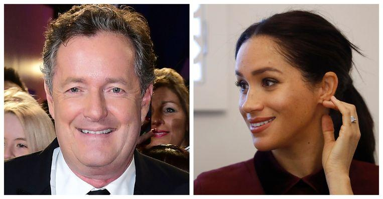 """Piers Morgan: """"Meghan Markle used me for her career"""" 1"""
