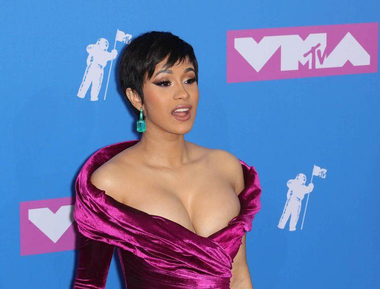 Cardi B is sharing a picture of daughter Kulture for the first time 1