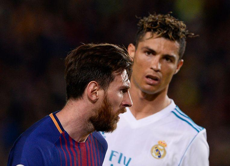 """Ronaldo invites Messi to follow him to Serie A: """"Accept the challenge"""" 1"""
