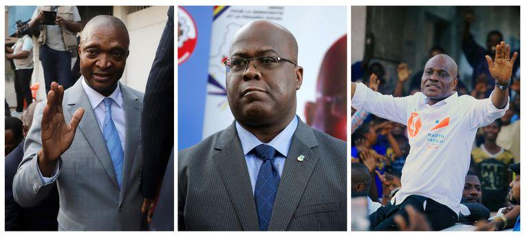 Photo of Who are Congolese presidential candidates Ramazani, Fayulu and Tshisekedi?