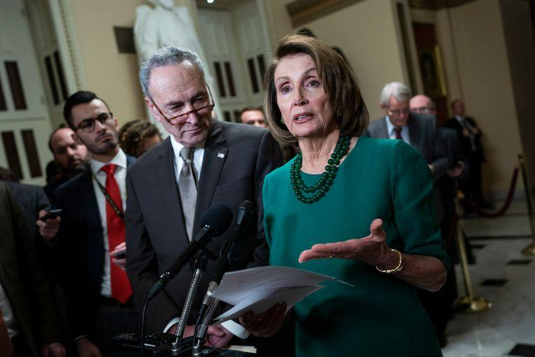 "Democrats accuse Trump: ""He wants to throw US into chaos"" 2"