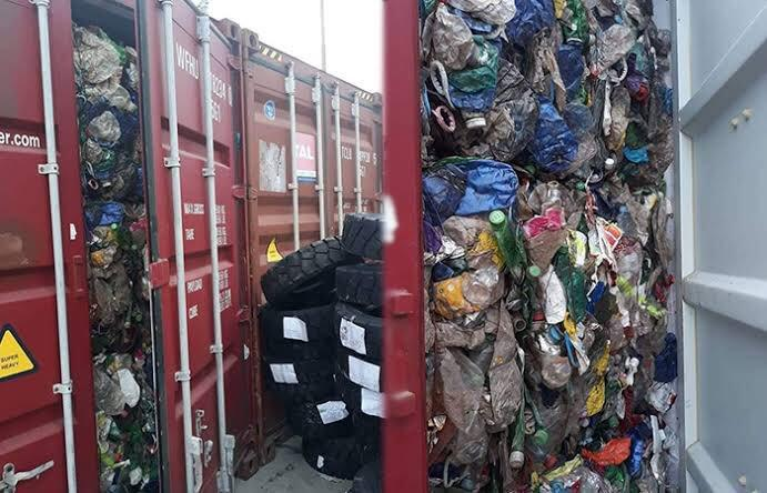 Photo of Algeria: man imported 17 containers of garbage for 300,000 euros