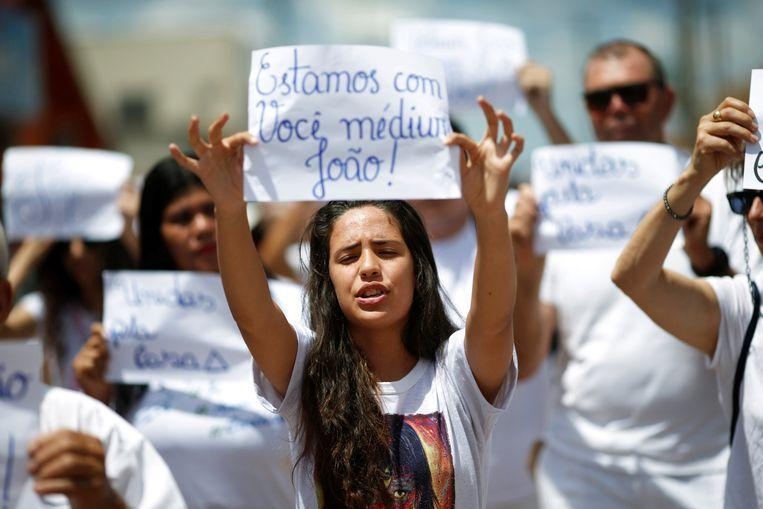 """The fugitive Brazilian """"healer"""" who abused hundreds of women 1"""