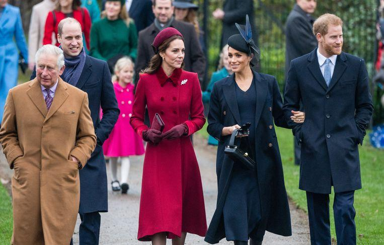 Meghan forbids Harry to take part in the royal Christmas hunt 2