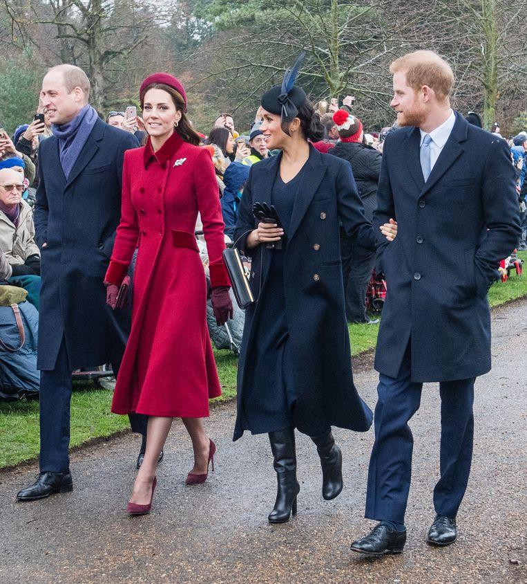 Meghan forbids Harry to take part in the royal Christmas hunt 3