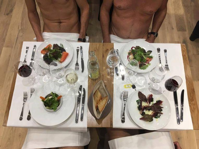"""Final closure of O'Naturel"": Only nude! restaurant in Paris 2"