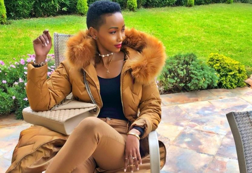 Photo of Huddah: I have dated billionaires, wealth is not sexually transmitted