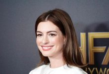 Anne Hathaway will quit drinking for the next 18 years.... 9