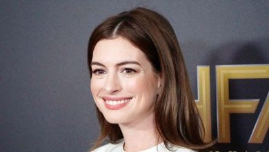 Anne Hathaway will quit drinking for the next 18 years.... 4