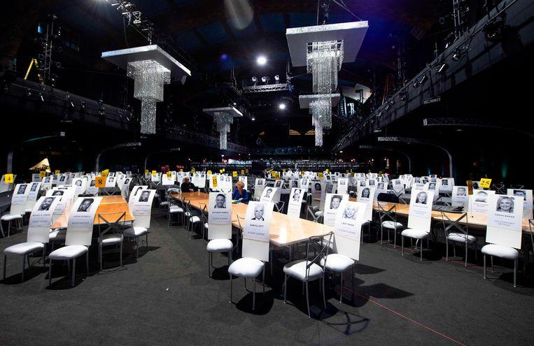 That is how Hollywood is preparing for SAG Awards 1