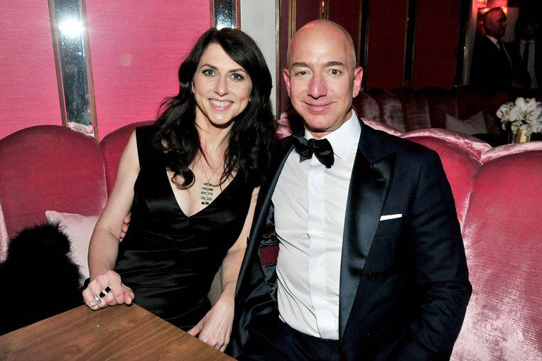 Divorce of Amazon CEO Jeff Bezos is complete: settlement worth $38 billion