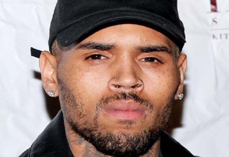 Photo of Chris Brown accused of rape