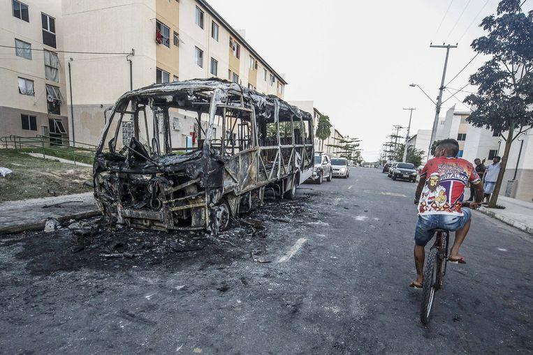 Arson and violence ravages north of Brazil 2