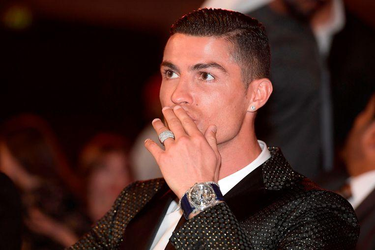 """""""American authorities ask for Cristiano Ronaldo's DNA"""" 1"""