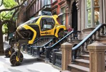 Walking car: Meet the Elevate, the car with robot 'walking' legs 15