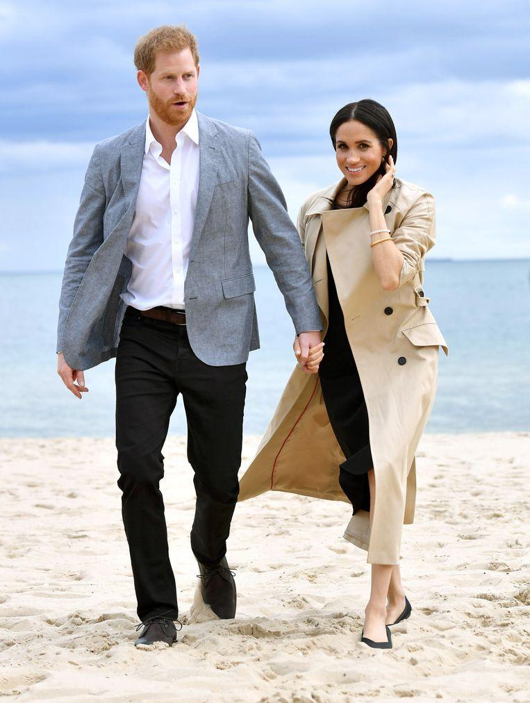 The most beautiful pregnancy outfits of Meghan Markle 4