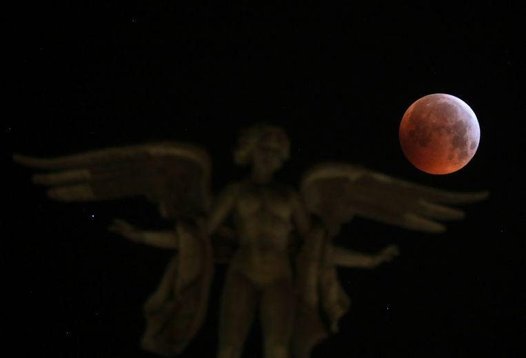 Photos: So beautiful is the total lunar eclipse 4
