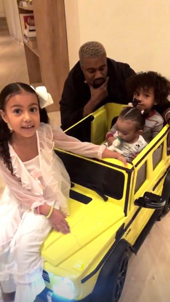 The most expensive toys of the Kardashian children [Photos] 4