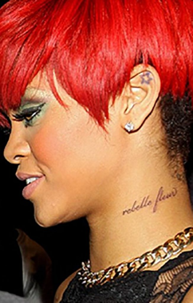 Painful! These stars have spelling mistakes in their tattoo 6