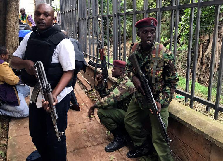 Terror group al-Shabaab attacks hotel and office complex in Nairobi 4