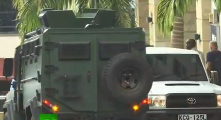 Terror group al-Shabaab attacks hotel and office complex in Nairobi 6