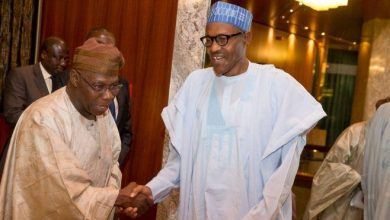Obasanjo clashes with ruling party in Nigeria 2