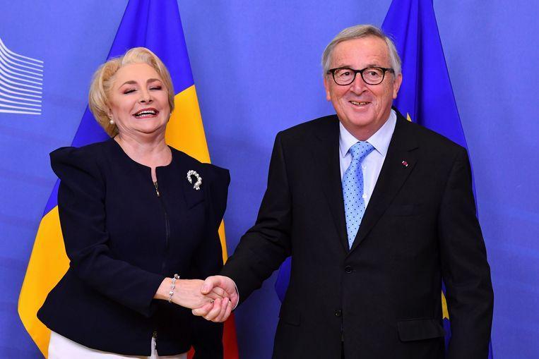 Romania takes over EU Presidency from Austria 1
