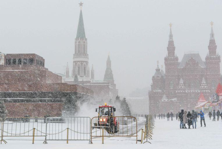 Photo of Moscow is preparing for heaviest snowfall in 70 years