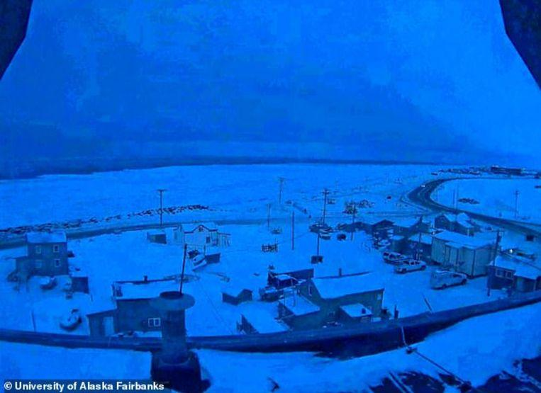 American village Utqiagvik, it stays dark every year for 65 days 2