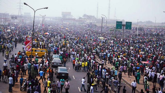 5 things to know about Nigeria, a colossus with feet of clay