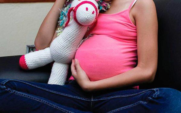 Terrible: 4 months pregnant after 4 months of staying with grandpa