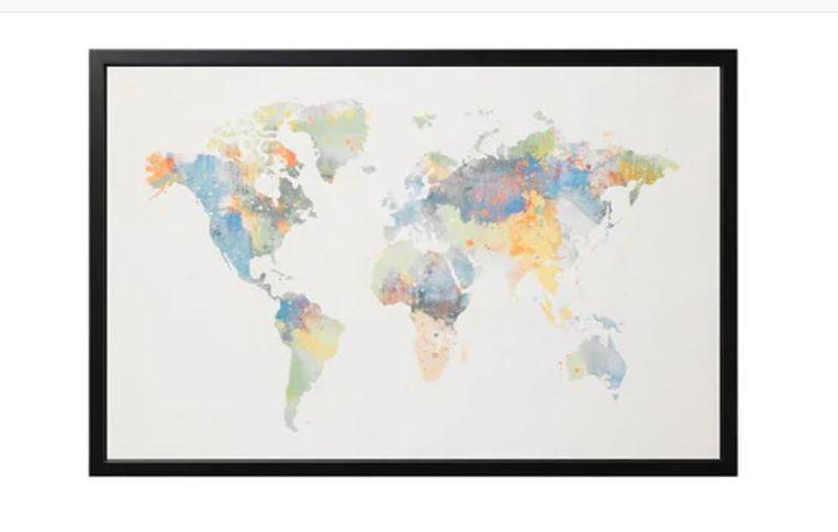 Ikea Forgets New Zealand On A World Map Afrinik