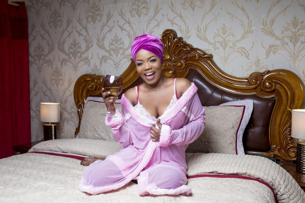 "Singer Mzbel: ""Ghanaian men treat women as slaves"""