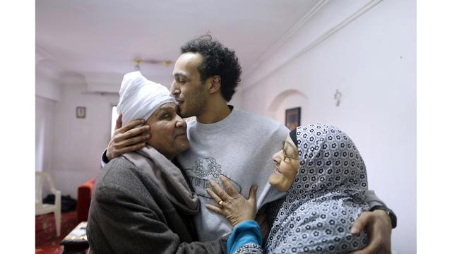 Egyptian photojournalist released after 5 years in prison