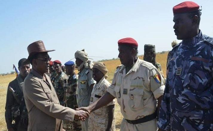 Chad closes border with Libya