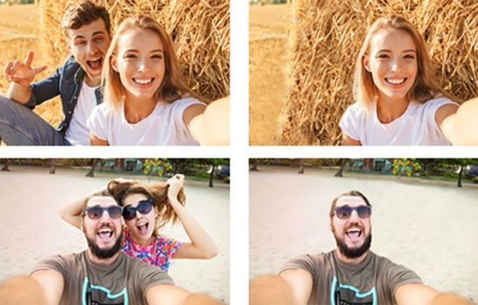 Does your ex-lover spoil a beautiful photo? Editmyex removes him/her