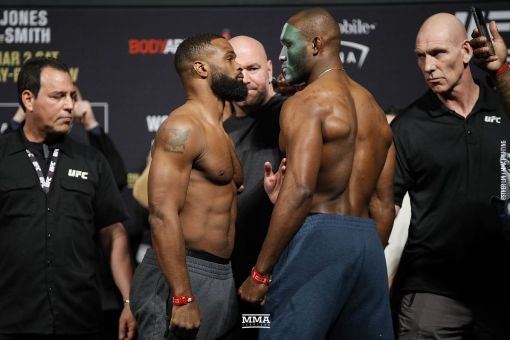 """I told Nigerians that I won't fail"": first UFC African Champion"