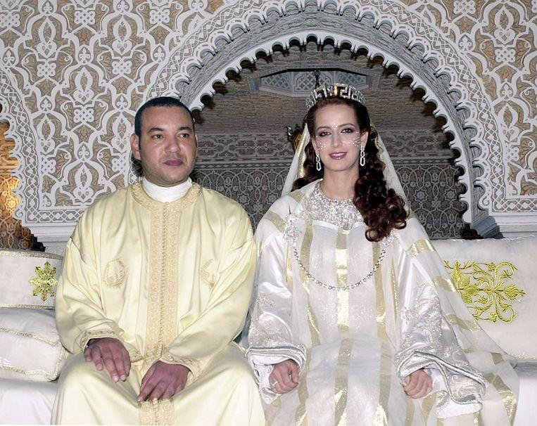 "Alleged double life undermines the throne of Moroccan jet-set king: ""Regular customer in Brussels gay bars"" lalla salma"