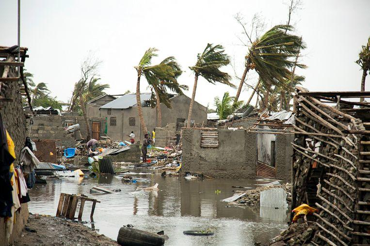 More than a thousand deaths from cyclone Idai in Mozambique
